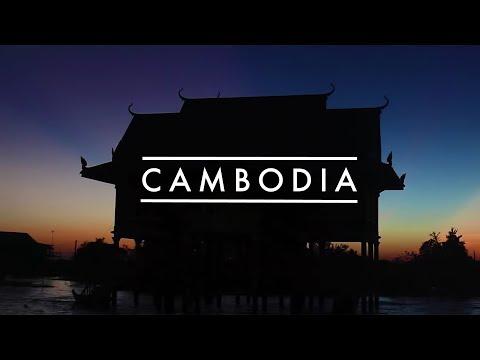 CAMBODIA | Travel Film 2017