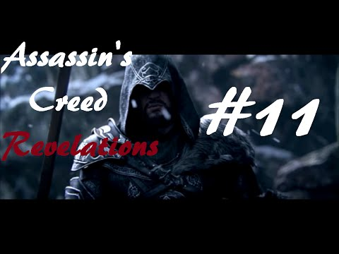 Assassin's Creed Revelations pt 11 Thieves And Polo's Post