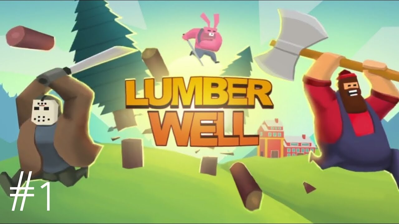 Lumber Well - Android / iOS Gameplay