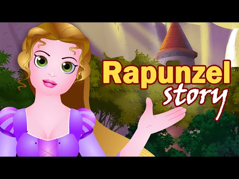 Rapunzel | Bedtime Stories | Fairy Tale Stories For Children