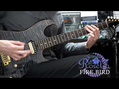 FIRE BIRD/Roselia Guitar Cover (TVsize)【Bang Dream!】