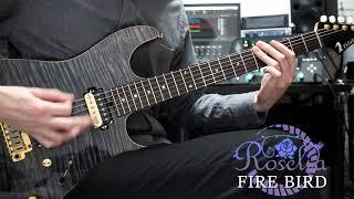 FIRE BIRD/Roselia Guitar Cover (TVsize)【Bang Dream!】