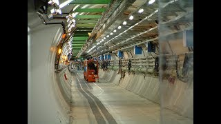 SPACE & MOST POWERFUL PARTICLE COLLIDER!
