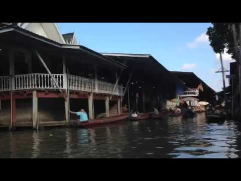 Floating Markets Thailand