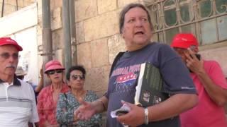 מוסררה מורשה עם שוקי בן עמי וגמלאי האוניברסיטה העברית