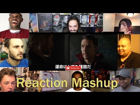 Thor  Ragnarok International Trailer #2 feat  Dr  Strange   REACTION MASHUP
