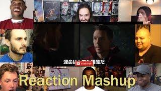 Thor  Ragnarok International Trailer #2 feat  Dr  Strange   REACTION MASHUP