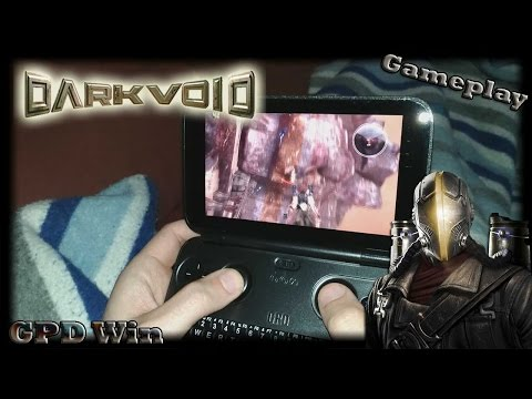 GPD Win (Dark Void) [Gameplay] [Download Config] [37fps]