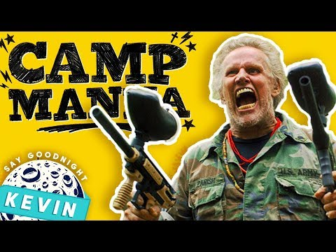 Camp Manna | Trailer Reaction