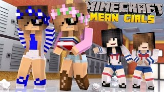 Minecraft - Little Kelly Adventures : BULLIED BY MEAN GIRLS!