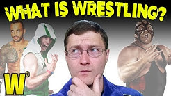 What Is Wrestling? [RICOCHET/OSPREAY REAX!] | Wrestling With Wregret