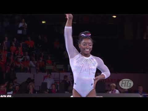 Simone Biles: Everything To Know About The Record-breaking Gymnast