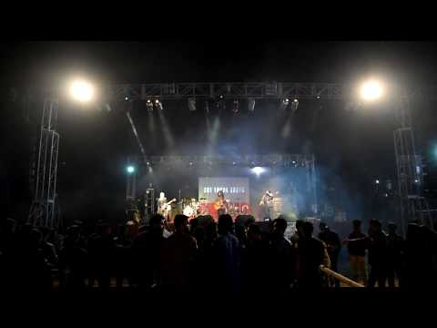 THE LOCAL TRAIN LIVE IN CONCERT || ASSAM UNIVERSITY SILCHAR ||