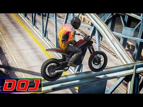 GTA 5 Roleplay - DOJ #84 - Street Stunts
