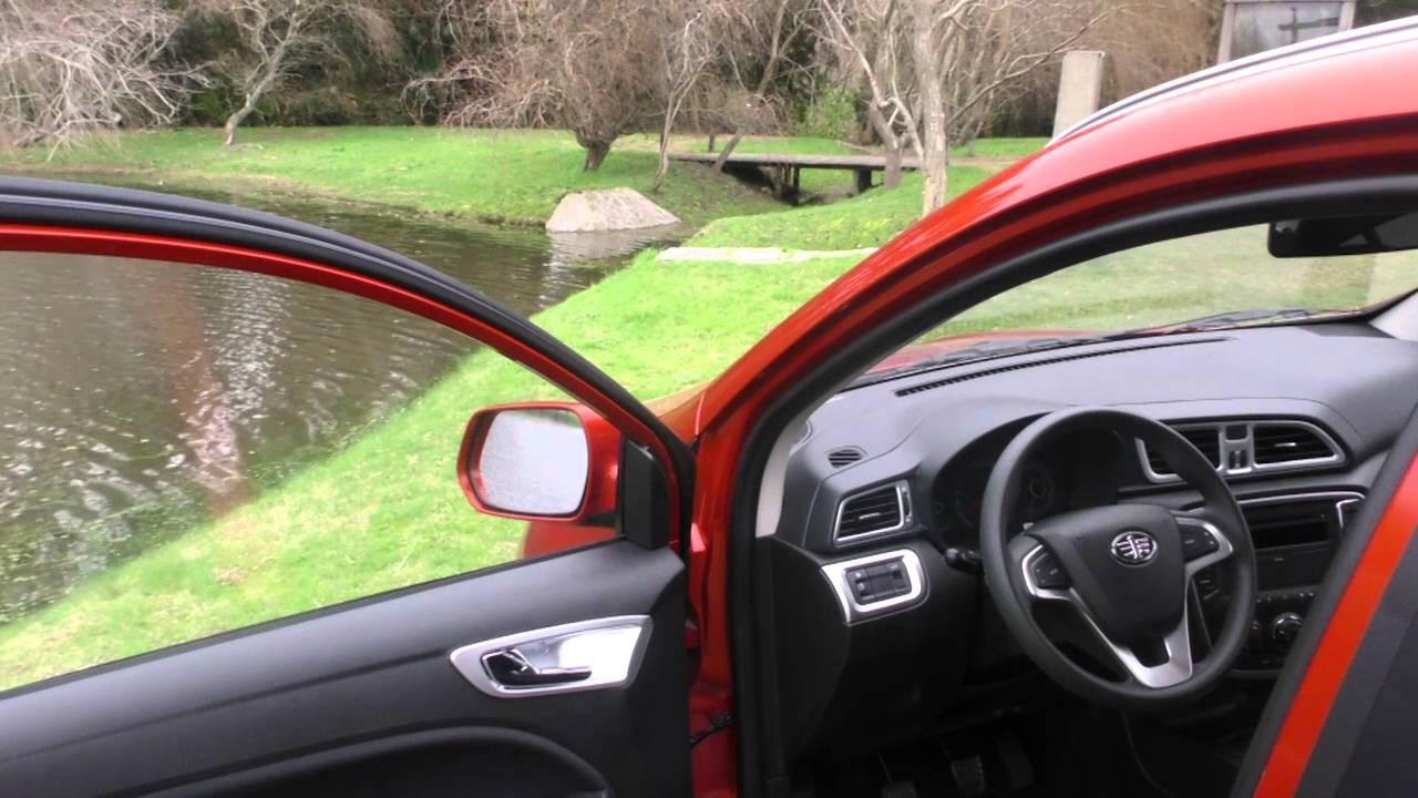 Faw D60 Test Drive