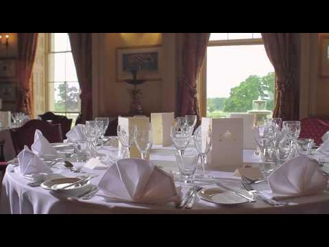 Banqueting at Stoke Park