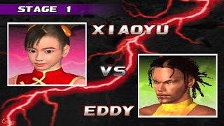 Tekken 3 - Ling Xiaoyu