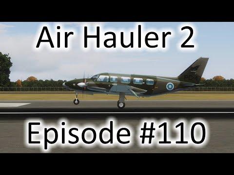 FSX | Air Hauler 2 Ep. #110 - Jacksonville to Guantanamo Bay | PA-31-350