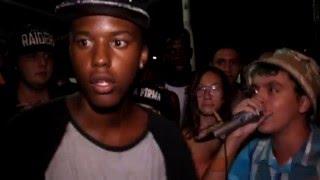 Nego Drama vs Buddy Poke - 2 fase - 188º Batalha do Tanque - São Gonçalo - 2016