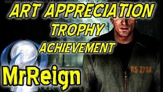 Silent Hill - Downpour -  Art Appreciation Trophy Achievement Guide