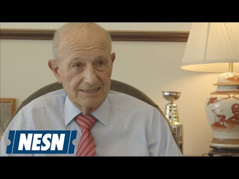 Bruins Owner Jeremy Jacobs On Induction Into The Hockey Hall Of Fame