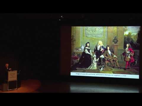Michael Carr: Lecture on the Memoirs of the Duc de Saint Simon, 19 January 2017, NGA, Canberra