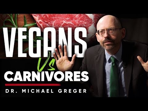 DR. MICHAEL GREGER MEAT DIET vs VEGAN DIET: Is It Better To Eat Meat Or Be Vegan? | London Real