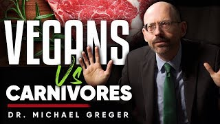 DR. MICHAEL GREGER - MEAT DIET vs VEGAN DIET: Is It Better To Eat Meat Or Be Vegan? | London Real