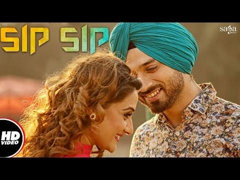 Sip Sip (Full Video)    Charan    New Punjabi Songs 2016 / 2017    SagaHits