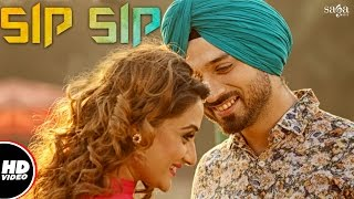 Sip Sip (Full ) || Charan || New Punjabi Songs 2016 / 2017 || SagaHits