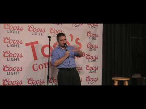 Tosos Comedy Volume 1 Comedy Show Filmed In Phoenix, Arizona