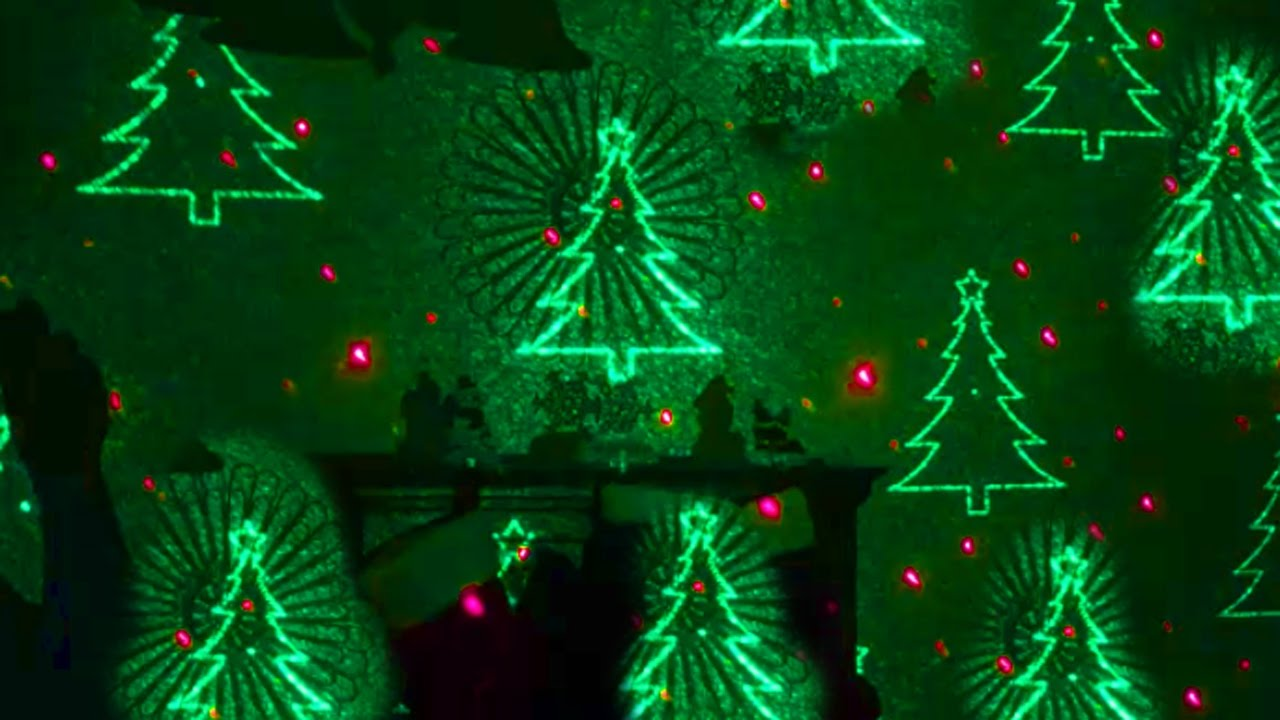 Laser christmas lights outdoor holiday projectors review youtube laser christmas lights outdoor holiday projectors review mozeypictures