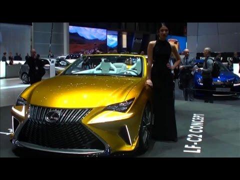 Supersportive, crossover, city car: al via il Salone di Ginevra