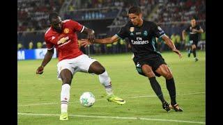 Manchester United news: Raphael Varane says Romelu Lukaku is the strongest striker in the world