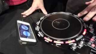 Leave the turntable at home with portable DJ unit | NAMM 2015