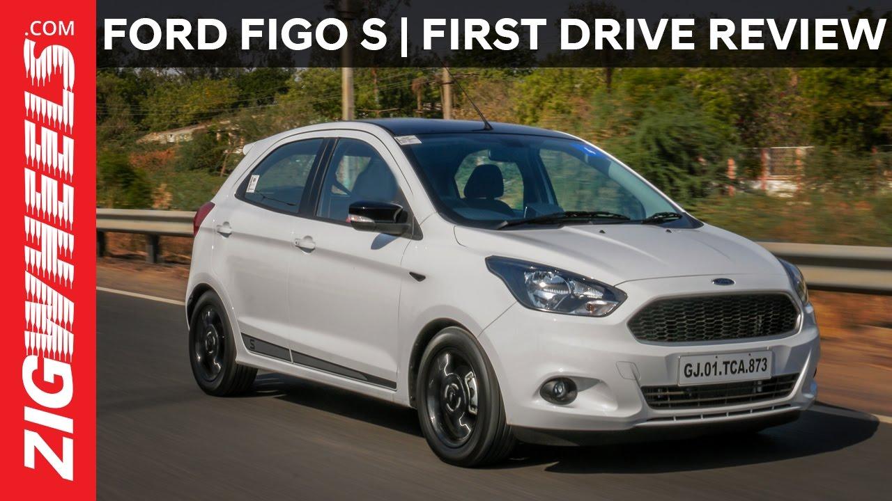 Ford figo s first drive review zigwheels com