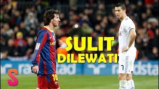 5 Rekor Messi yang Sulit Dipecahkan Ronaldo