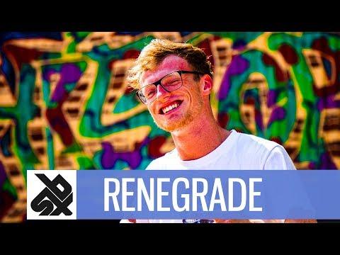 RENEGRADE | World Beatbox Camp Shoutout 2017