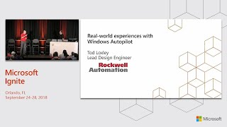 Modern deployment with Windows Autopilot and Microsoft 365 (Part 1 of 2) - BRK3014