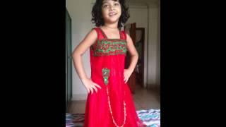 Radha tera jhumka by Jhuma