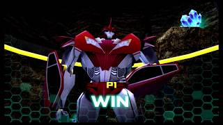 Transformers Prime The Game Wii U Multiplayer part 39