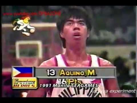 Philippines vs Thailand-1991 Manila SEA Games/Championship game