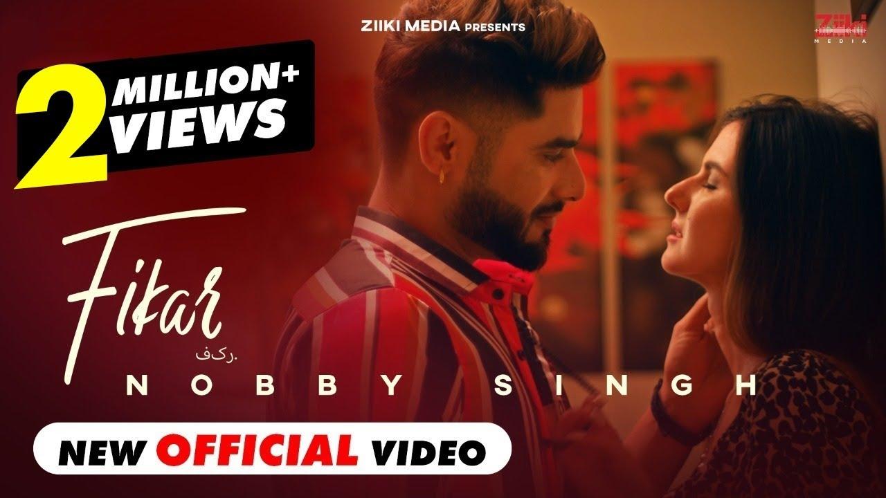Fikar (Official Music Video)   Nobby Singh   Udaar   Cheetah   New Punjabi Song 2021   Ziiki Media