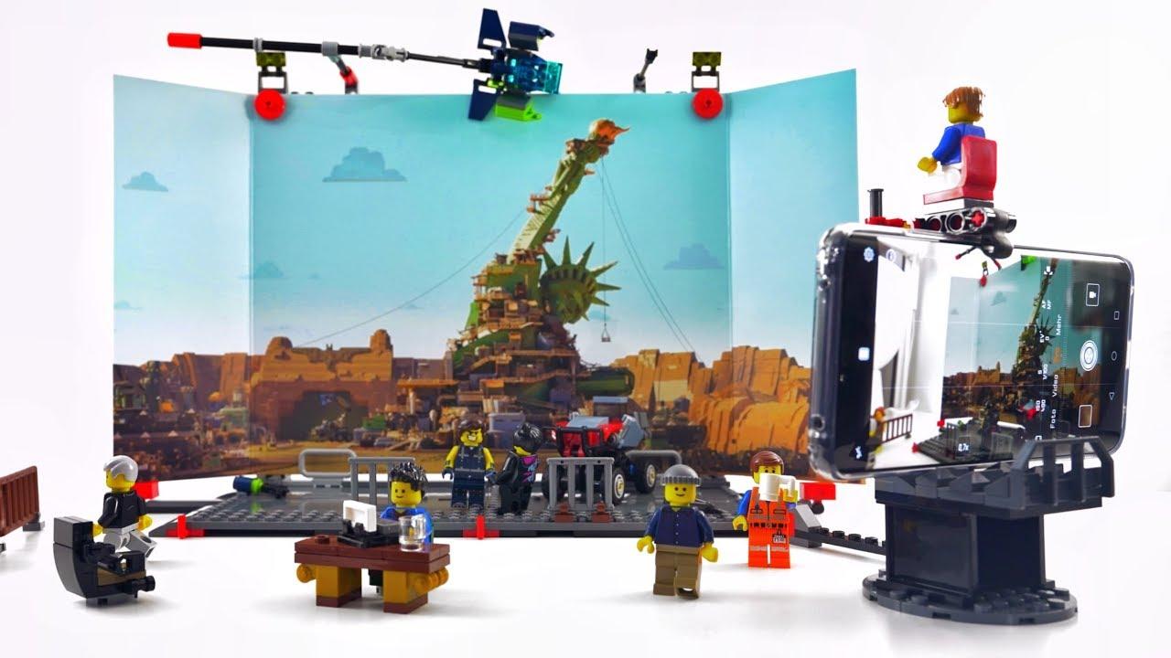 Unsere Stop Motion Basics Mit Dem Lego Movie Maker Youtube