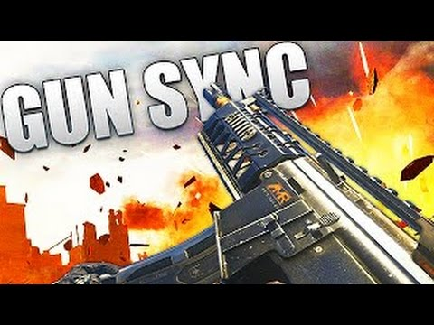 how to make a gun synic ow