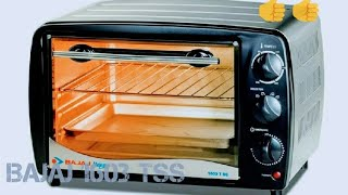 Bajaj Majesty 1603 TSS Oven Toaster Grill Product Overview
