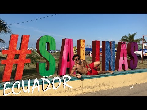 Beach Life in Salinas | ECUADOR