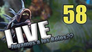 Live EP 58 - Rammus - El armadillo vuelve fuerte vs el Draven lloron!
