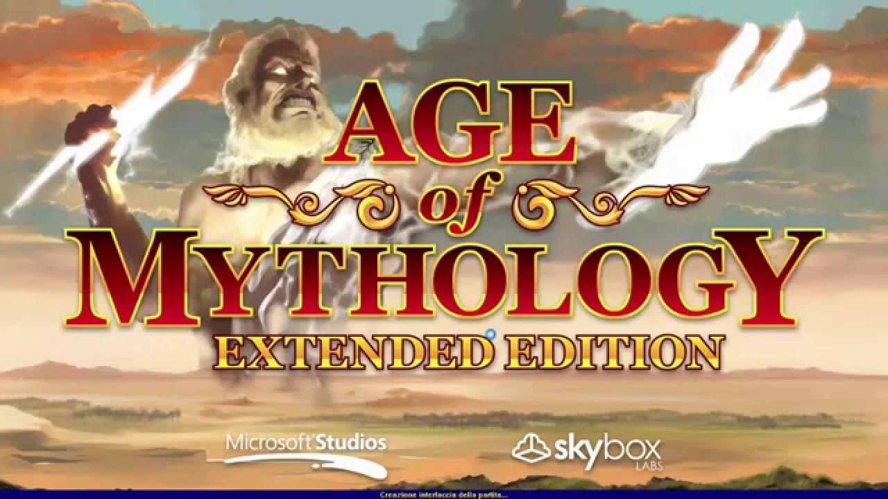 age of mythology ita
