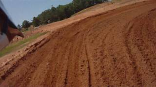 Jason McCurdy at Monster Mountain MX, Tallassee, AL - June 20th, 2010